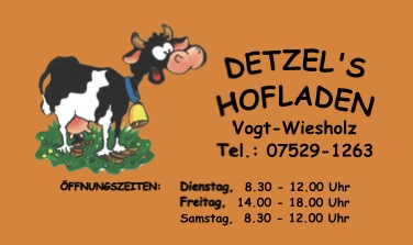 Hofladen Detzel