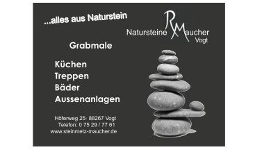 Roland Maucher, Natursteine