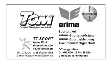 TT-Sport Heinz Röhl