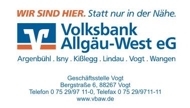 Volksbank Allgäu-West eG